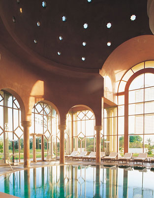 image 2 THE RESIDENCE TUNIS - THERMES MARINS DE CARTHAGE  - THALASSOTHERAPIE